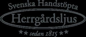 Svenska Handstöpta Herrgårdsljus sedan 1815